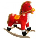 Rocker Horse in apples