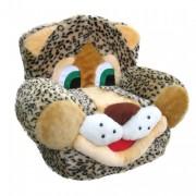 Armchair Leopard (S)