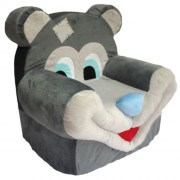 Armchair Bear with patches