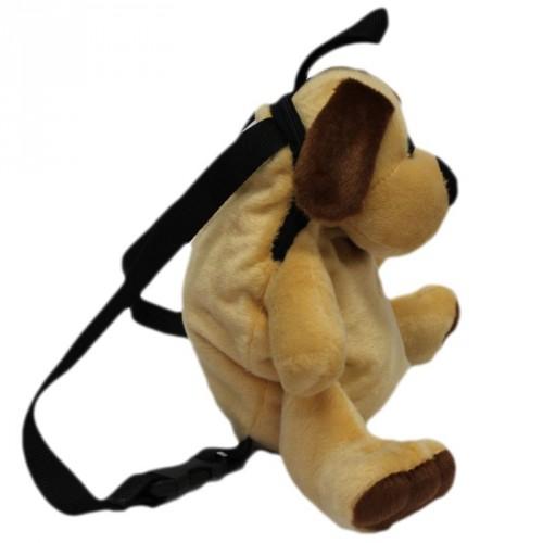 Рюкзак игрушка собака